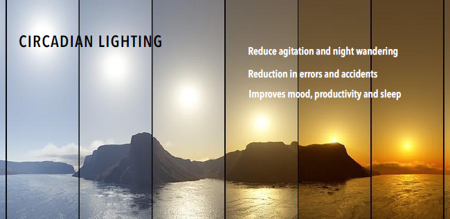 Click image to learn more about Circadian Lighting